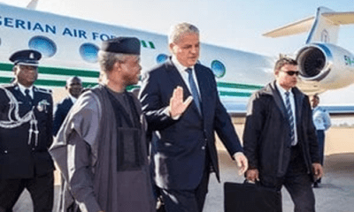 FAAN to urgent implement Osinbajo's executive orders