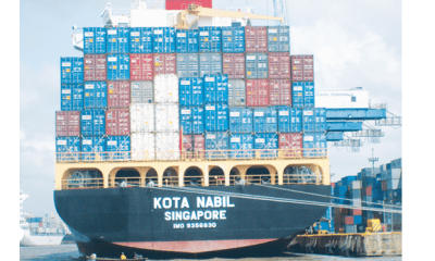 FG to sanction liners without advanced manifest
