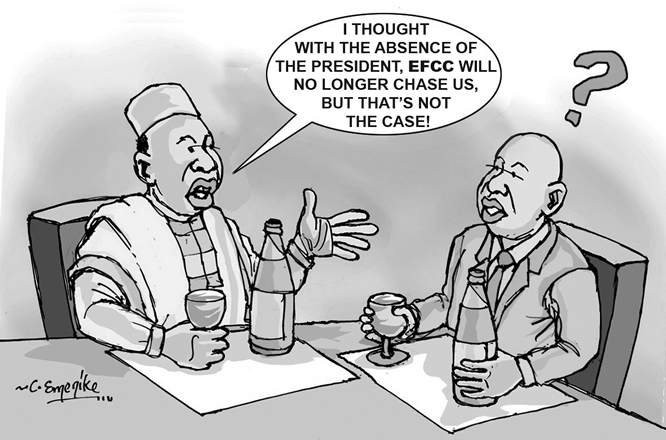 Let there be sanity in Nigeria's airspace