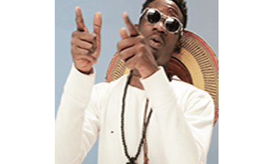 Mr Eazi registers for PVC, urges fans to be like him