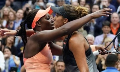 Stephens thrashes Keys to win US Open