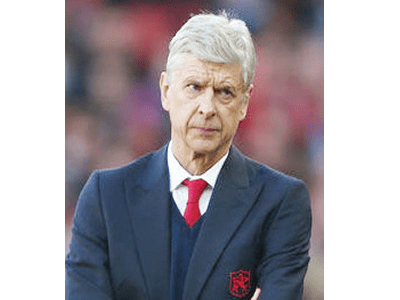 Wenger handed touchline ban and £40000 fine after ref rant