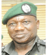 Heavy deployment of security for poll
