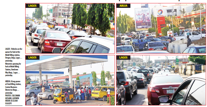 Fuel Scarcity - Nigerian Govt Sets Up Committee On Long Term Solutions