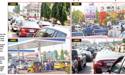 Fuel scarcity forces NNPC boss back from foreign trip