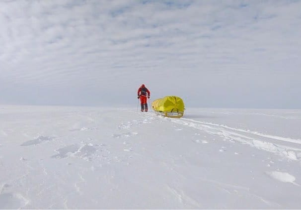Mental Grit: Lessons from Crossing Antarctica