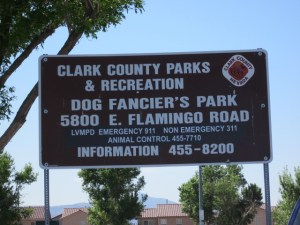 Las Vegas dog on dog crime