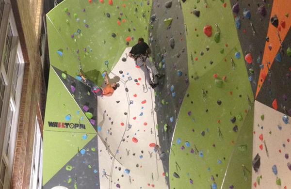 Chris Sharma Leading 5.14b at Climb So iLL