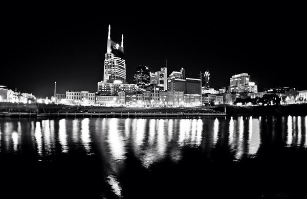 Nashville Skyline - Tate DeLottinville