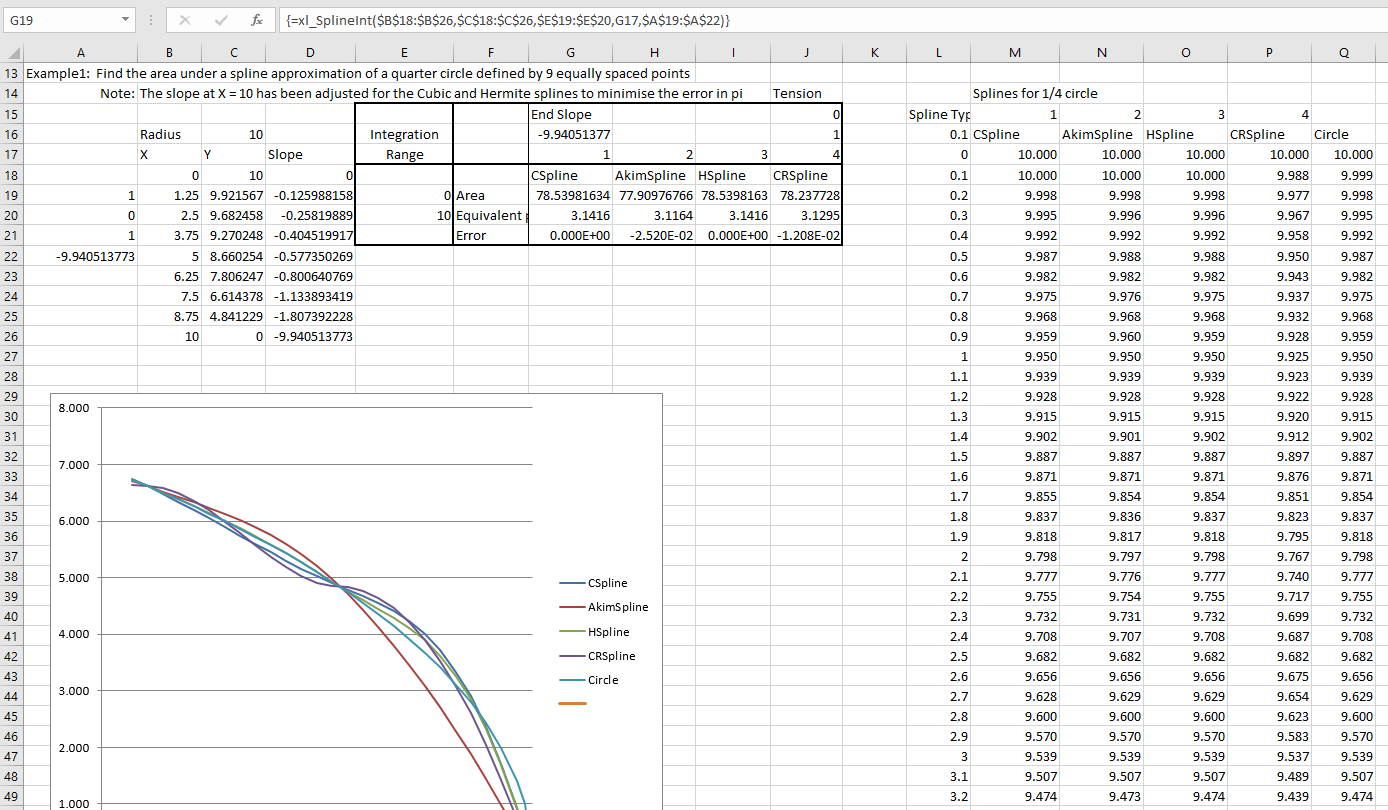 Excel To Alglib Via Xlwings