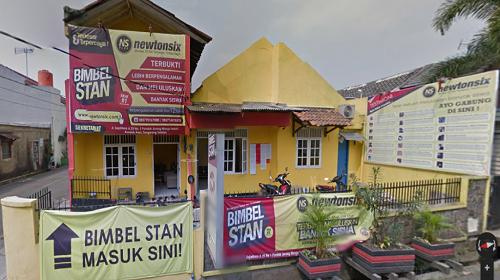 Bimbel Stan Madani Palembang