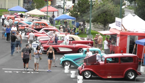 Hot August Nights Rolls Into Reno And Sparks NewToReno Blog - Hot august nights car show reno nevada