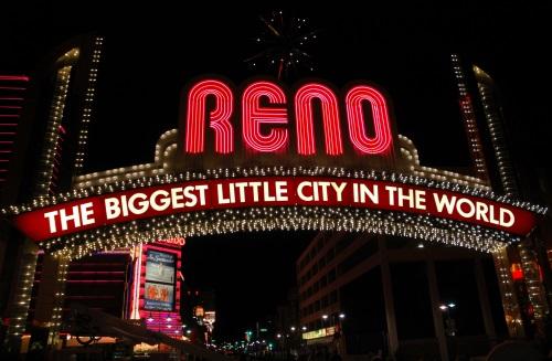 Reno Arch, Nevada, NV