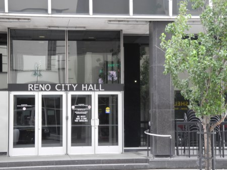 City Hall, Reno, Nevada