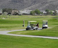 Rosewood Lakes Golf Course, Reno, Nevada
