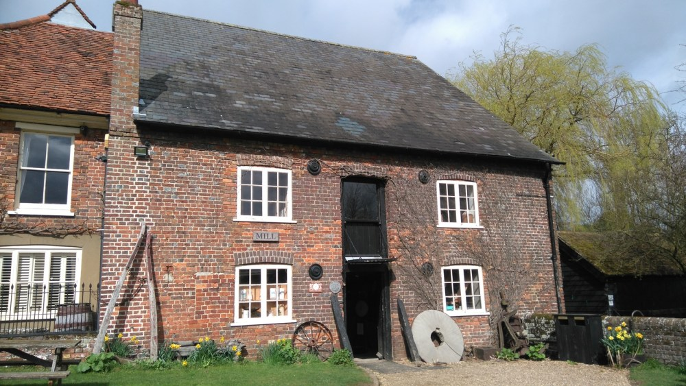 Redbournbury Watermill and Bakery