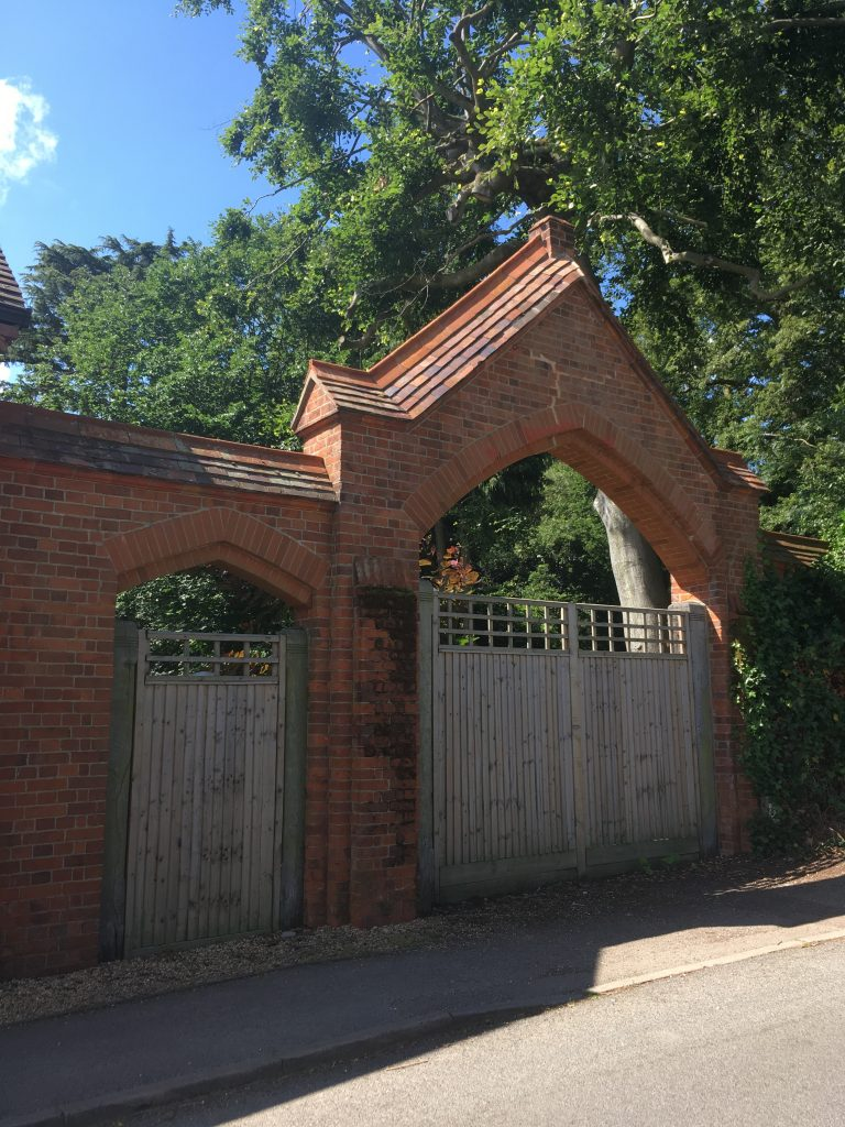 Arch on Little Green Lane