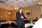 Congressman Fitzpatrick at Fall Brunch 2012
