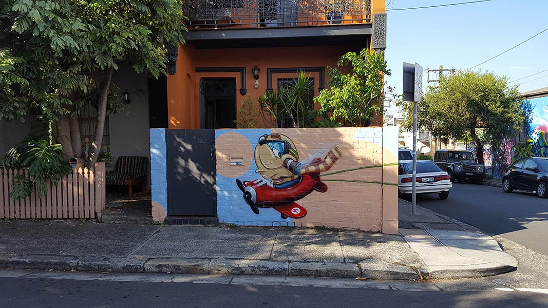 Mayking All Things New  by Sid Tapia (Lennox St)