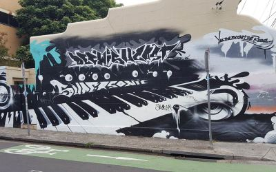 Hip Hop Piano – Mary Street