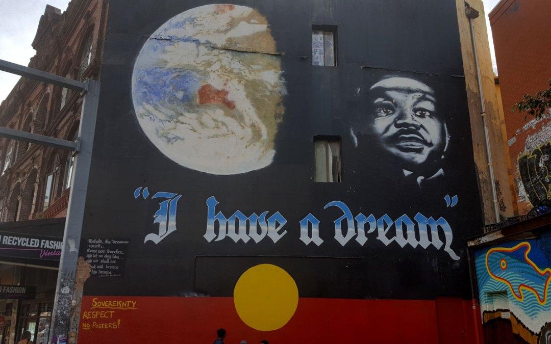 I Have a Dream –  Juilee Pryor & Andrew Aiken