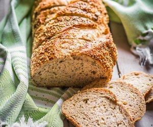 Wholegrain bread - Best types of dietary fibre for optimal gut health - are you missing out?