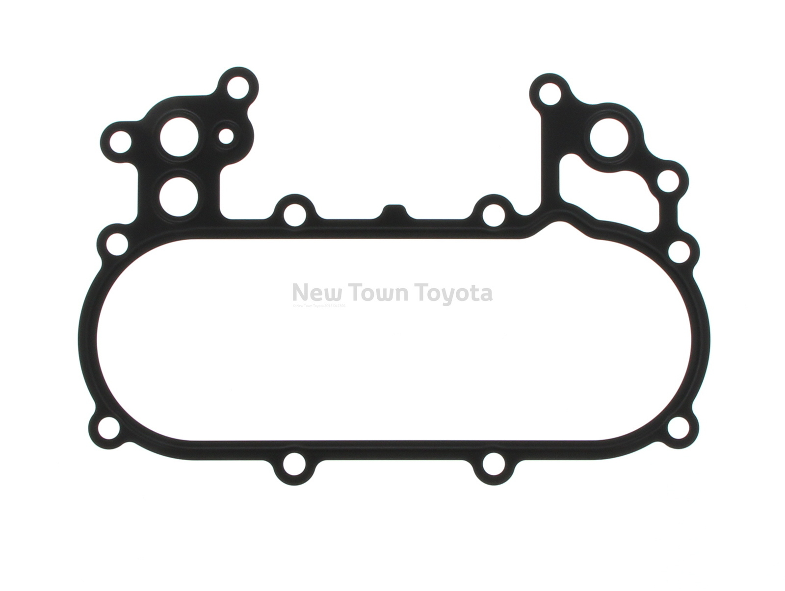 Genuine Toyota Engine Oil Cooler Cover Gasket Oil Cooler