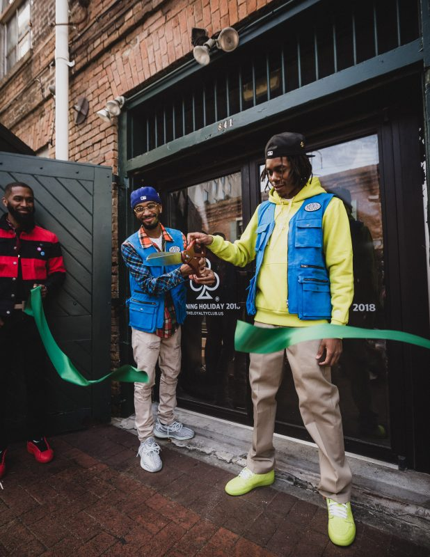 The Loyalty Club Grand Opening