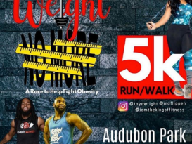 """""""Weight No More"""" Race in New Orleans on March 30"""