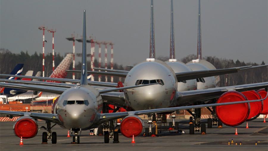 В Минкомсвязи РФ анонсировали вывозной рейс из Нью-Йорка в Москву