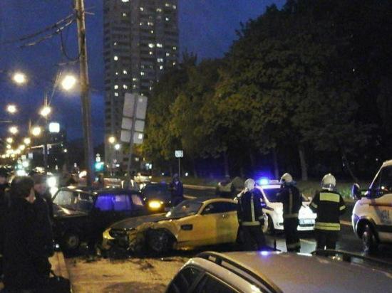 Хозяин разбитых «Жигулей» рассказал об аварии с Mercedes за 14 миллионов