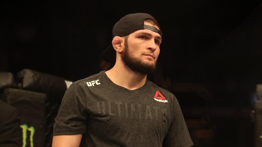 Нурмагомедов поддержал Фергюсона после поражения на турнире UFC
