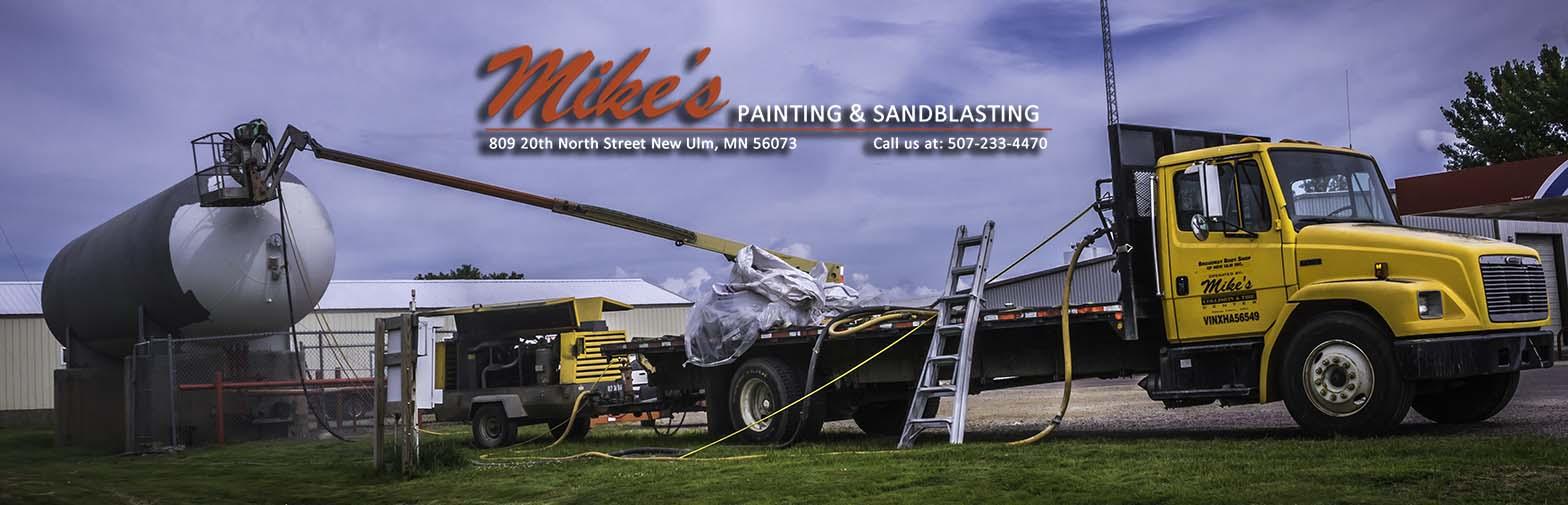 Mikes PAinting and Sandblasting