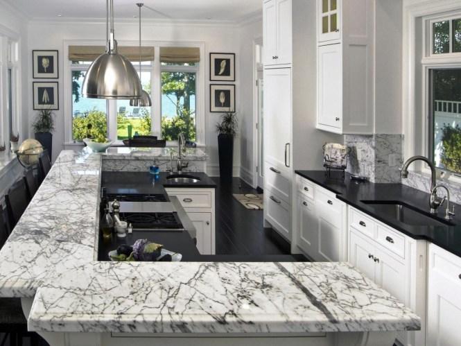 Benefits Of Marble Countertops