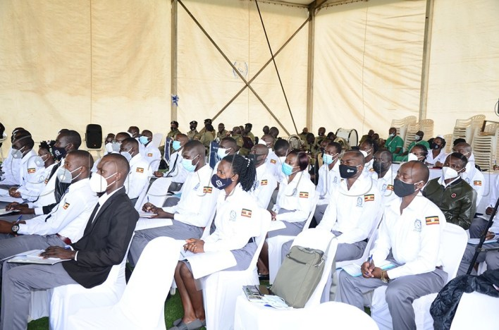 Police to improve health services - New Vision Official