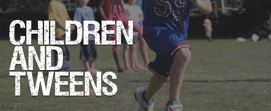 children and tweens