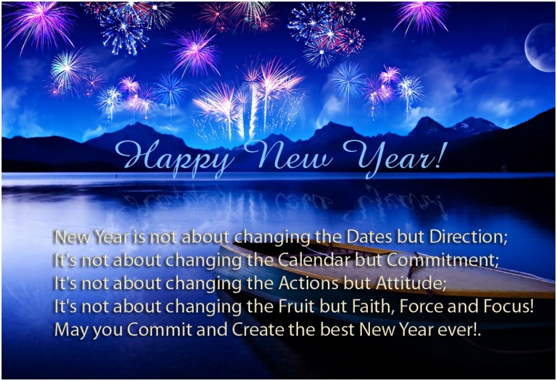2015 New Year Quotations Happy