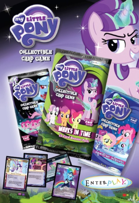 mlp ccg marks in time