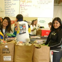 L.A. Food Bank Volunteers