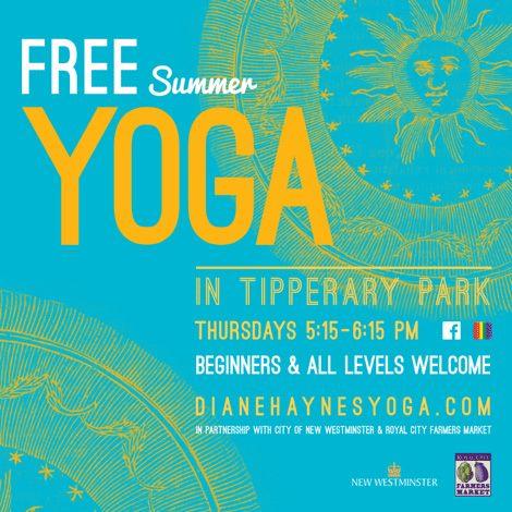diane haynes yoga