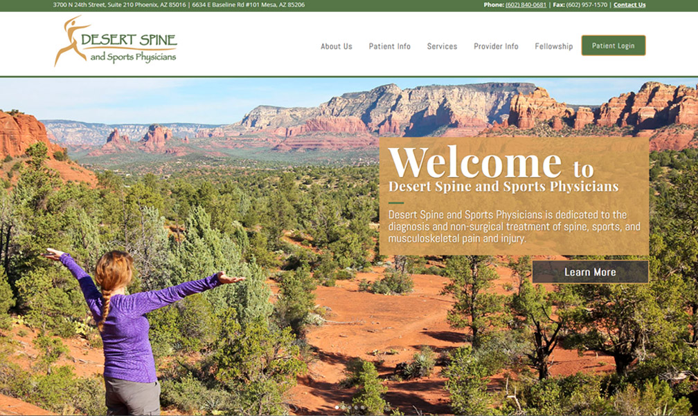 Desert Spine and Sports Physicians