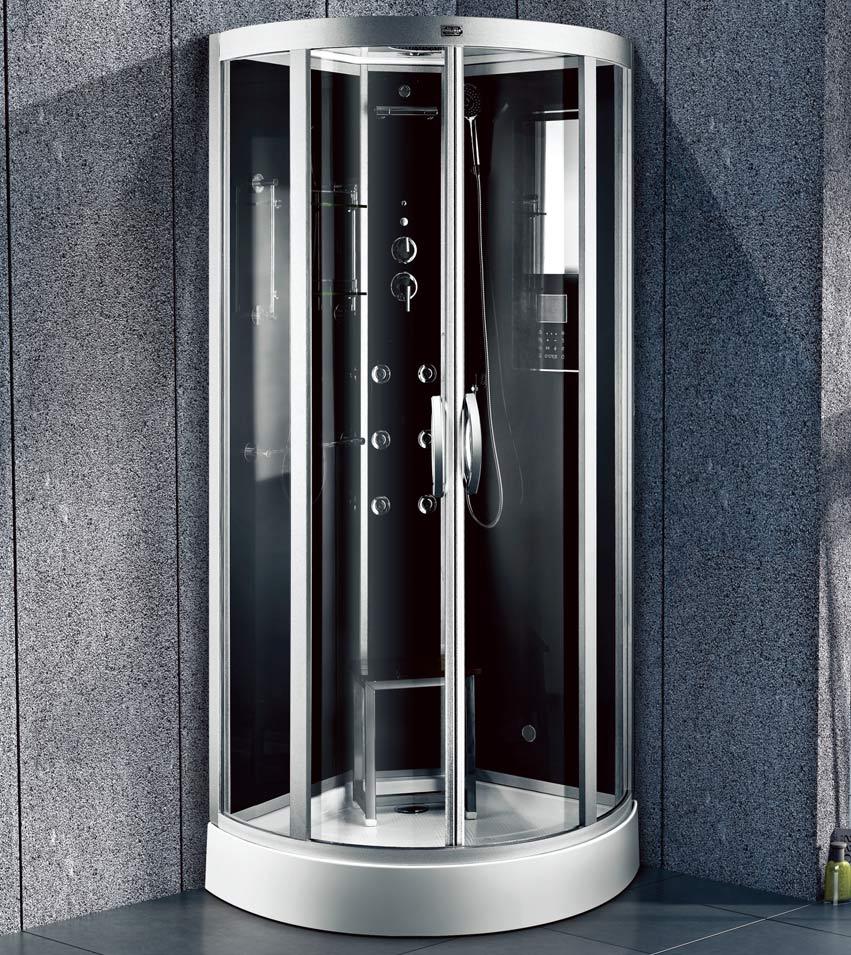 Luxury Steam Showers