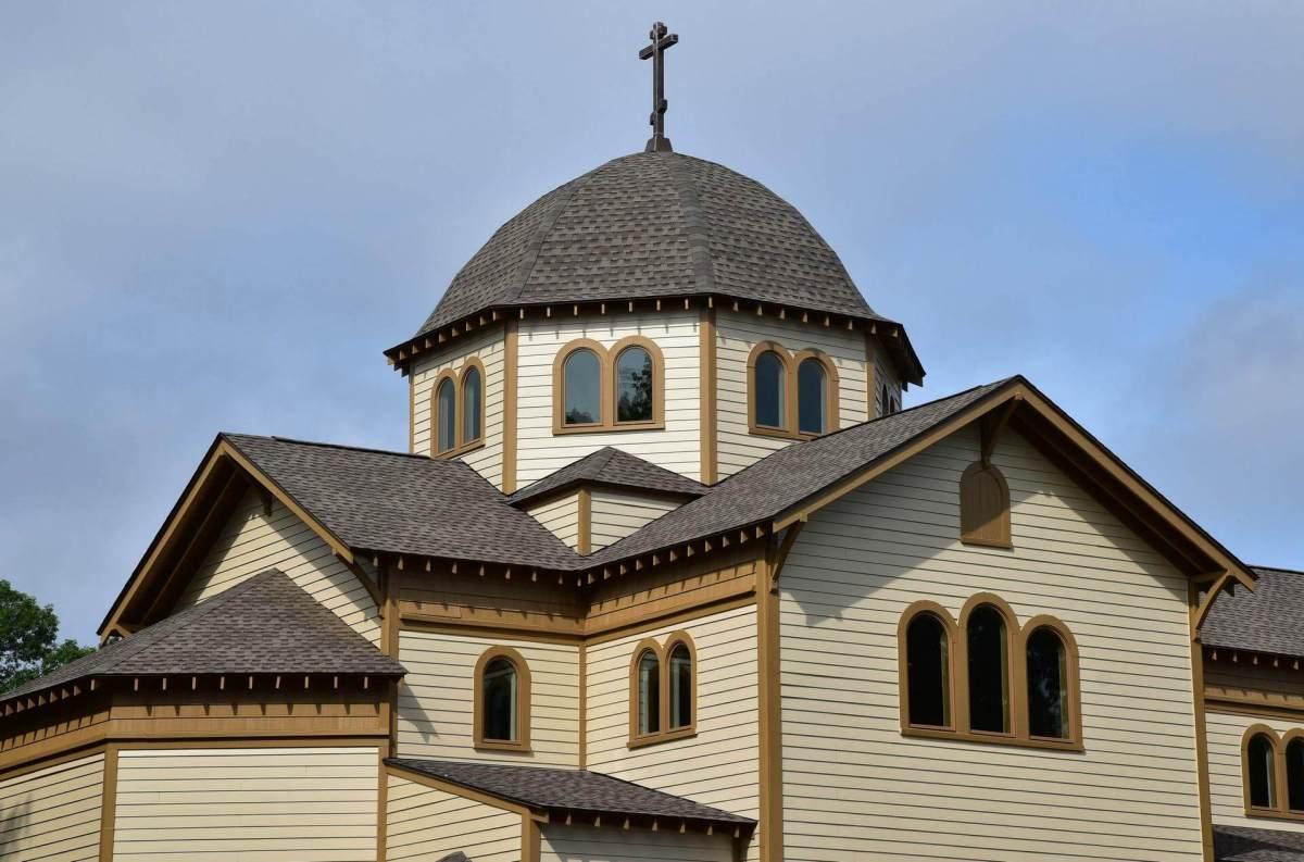 Saint John of the Ladder, Greenville, SC