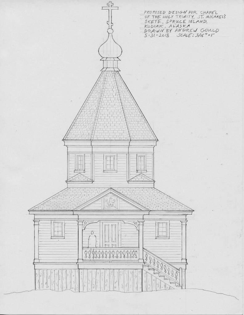 St Michael's Skete Chapel Proposal