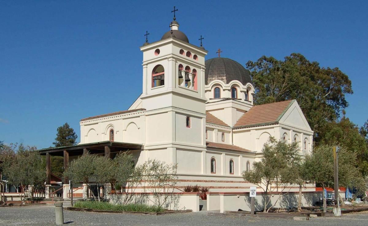 Saint Seraphim Bell Tower, Santa Rosa, CA