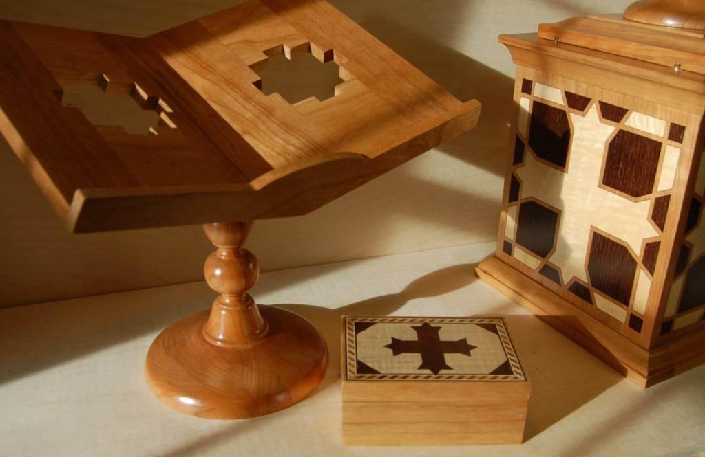 Coptic Altar Set