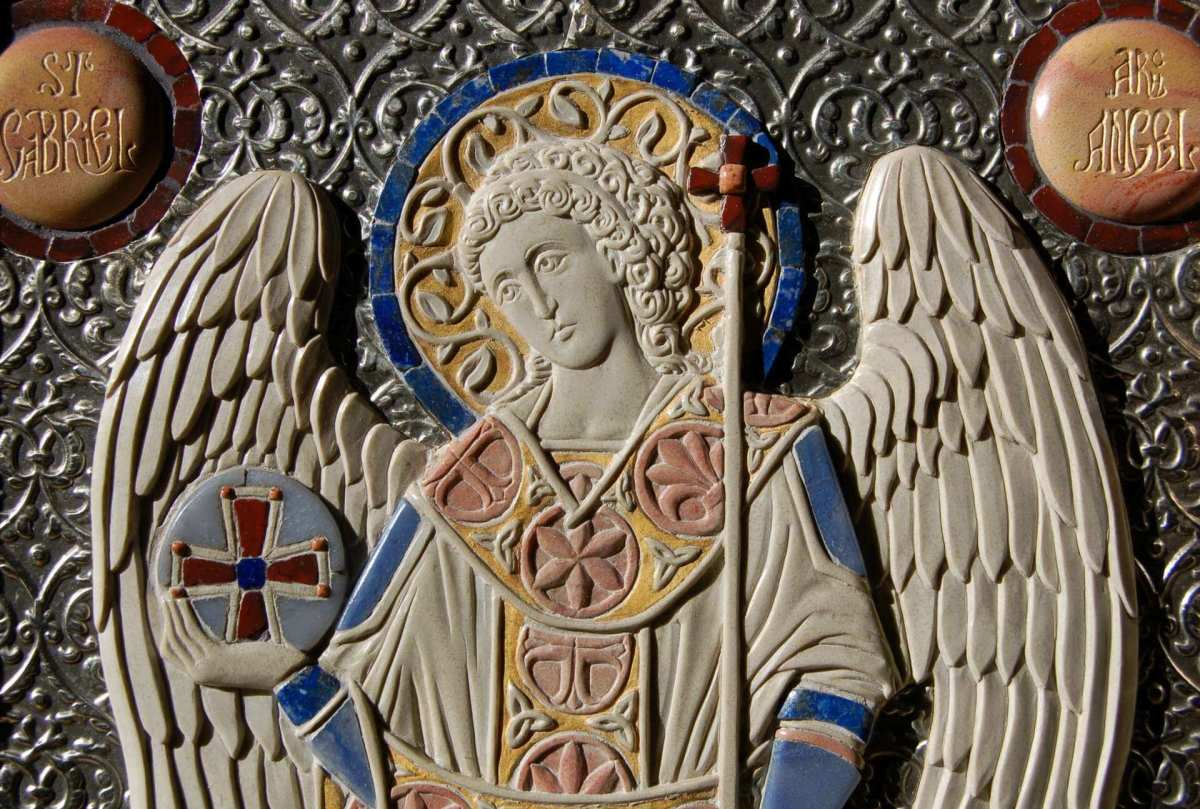 Icon of Archangel Gabriel