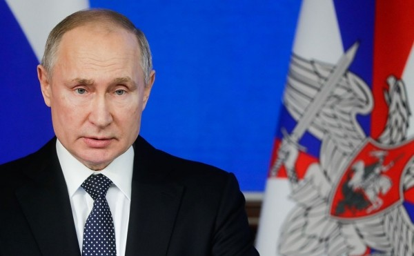 Путин оценил оснащение ядерной триады России новейшим оружием в 82%