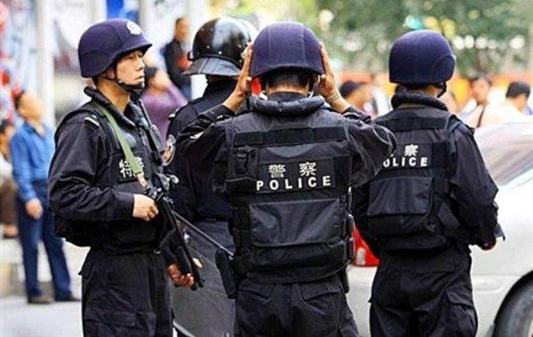 В Китае полиция застрелила мужчину, взявшего заложников