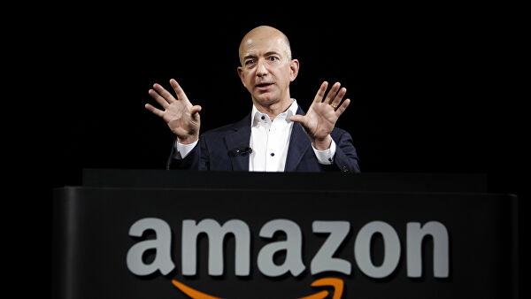 Amazon экспериментирует с оплатой простым взмахом руки, сообщили СМИ